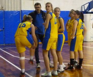 UNDER 13: SCONFITTA INTERNA CON PONTEDERA