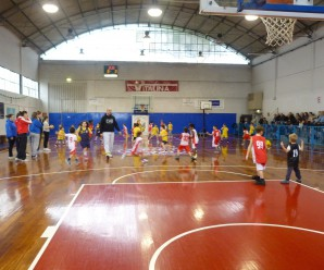 PICCOLI BASKETTARI CRESCONO