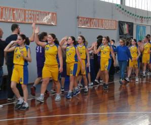 UNDER 13: Prestigiosa vittoria con BALONCESTO!!!