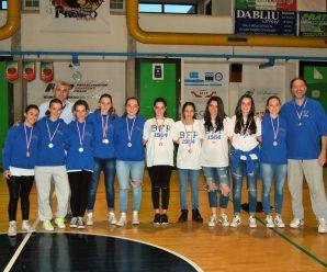 UNDER 14: Terminato il campionato di categoria, B.F. Porcari 3° forza della Toscana!