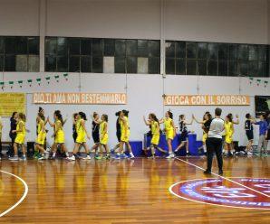 UNDER 16: Amaro inizio di campionato per le ragazze di Salvioni  sconfitte dalla Cestistica Rosa Prato