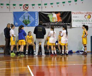 UNDER 20: Buona partenza per le ragazze di Berti, la seconda fase inizia con la vittoria sull' Audax San Terenzo