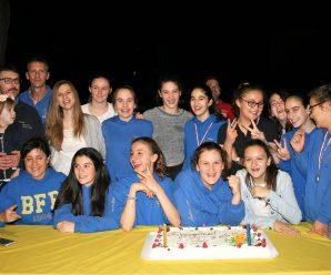 La COPPA TOSCANA Under 14 alla Pall. Femminile Prato