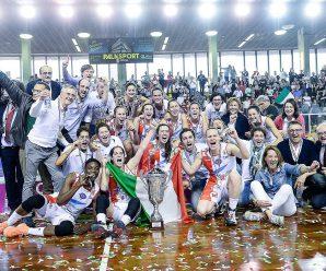 LE MURA LUCCA CAMPIONE D'ITALIA 2017