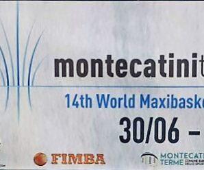 PALASUORE: dal 01 Luglio teatro dei Mondiali di Maxibasketball FIMBA