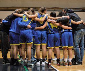 Le Under 16 mostrano la loro forza e rientrano da Prato con una brillante vittoria