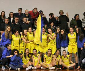 UNDER 16: Con la vittoria su Lucca termina la prima fase, adesso corsa per il Titolo Regionale