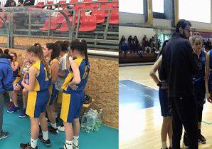 UNDER 14: Una vittoria ed una sconfitta per le due U14 (Silver e Gold)