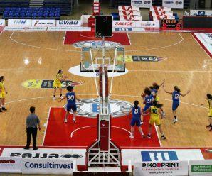 TORNEO DI PESARO: finale per il 5° posto per il gruppo Under 16 impegnato nel Torneo di Pasqua