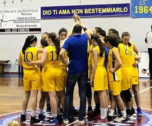 UNDER 14 Gold: Ultima vittoria tra le mura amiche per le ragazze di Simone Taddei