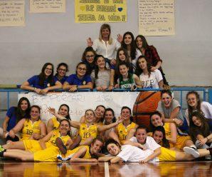 PROMOZIONE: Ultima partita casalinga con la prima squadra che saluta il pubblico del Palasuore con una vittoria