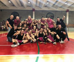 I nostri complimenti alla ORZA RENT NICO Basket che centra l'obbiettivo conquistando la A!!!