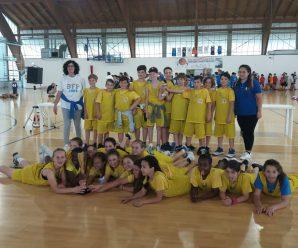 """Le ragazze di Porcari si aggiudicano il Trofeo memorial """"Paolo Barlera"""", buona prova anche per il gruppo aquilotti"""