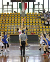 UNDER 16: Brusco stop al Palatagliate con Le Spring