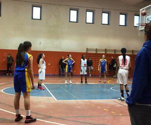 Nessun problema per le U14 Silver con la Scuola Basket Prato