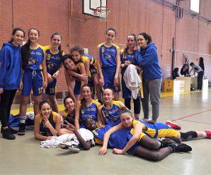 Under 14 Gold: Bene le ragazze di Francesca Salvioni che ottengono con merito due punti importantissimi