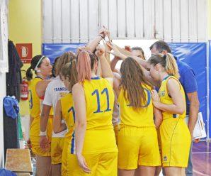 Le U16 steccano la prima al Palasuore ed è Montecatini a festeggiare