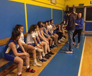 Le ragazze di Taddei lasciano la vittoria al BF Livorno nel finale