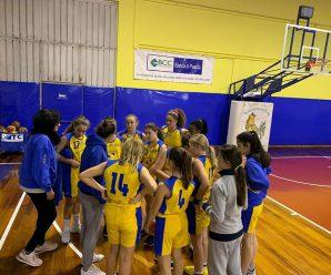 A Pisa rossa il big match Under 13, ma le nostre ragazze non demeritano.