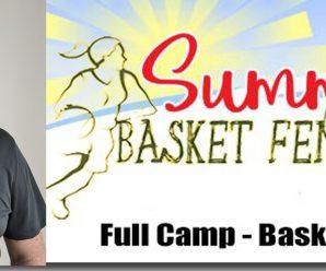 Alessandro Petrini: ritorno al Palasuore per il Full Camp – Basket&Music