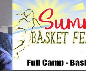 Emanuele Prosperi mental coach al FullCamp-Basket&Music