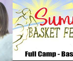 Sara Del Ministro la nutrizionista del FullCamp-Basket&Music